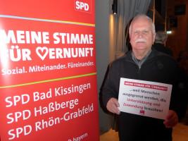 Wolfgang Görner erhebt seine Stimme der Vernunft