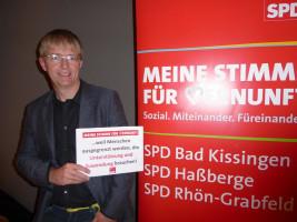 Marco Heumann erhebt seine Stimme der Vernunft