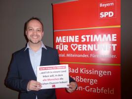 Matthias Kihn erhebt seine Stimme der Vernunft