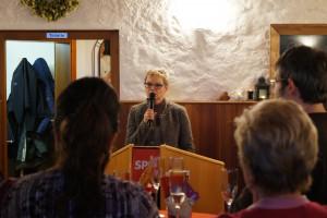 Bundestagsabgeordnete Sabine Dittmar