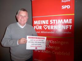 Helmut Renner erhebt seine Stimme der Vernunft