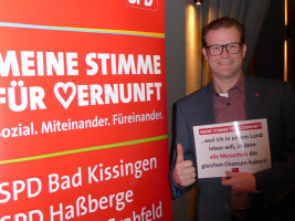 Norbert Schaub erhebt seine Stimme der Vernunft