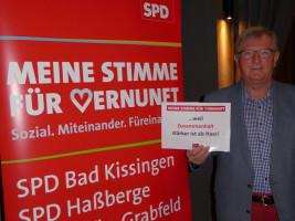 Werner Thein erhebt seine Stimme der Vernunft