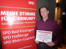 Florian Wildenauer erhebt seine Stimme der Vernunft