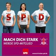 Banner SPD beitreten